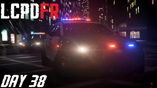 GTA IV LCPDFR 1.0 Day 38 - LAPD Crown Victoria