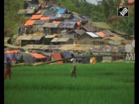 Bangladesh News ( 25 Sep, 2017) - Rohingya Muslims build shelters on Bangladesh government land