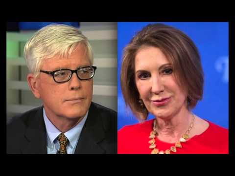 Carly Fiorina and Hugh Hewitt Discuss Foreign Policy