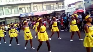 AVD In Suriname 2017 BVSS. Dans Happy Good Day