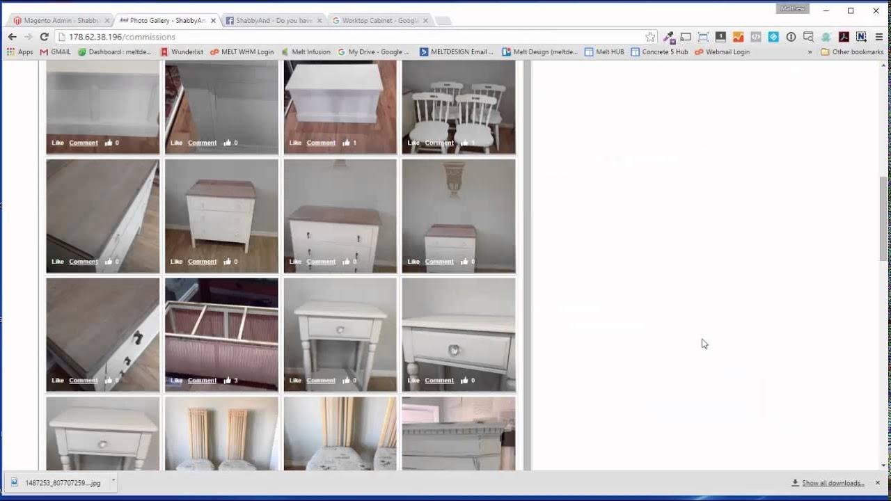 Concrete 5 page templates
