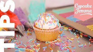 How To Make Your Own Sprinkles | Cupcake Jemma Tips