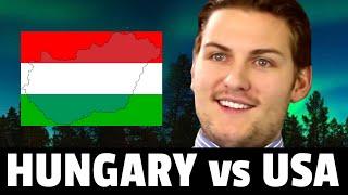 Baixar Living in HUNGARY vs USA   Hungarian Culture SHOCKS, Lifestyle, Foods, etc