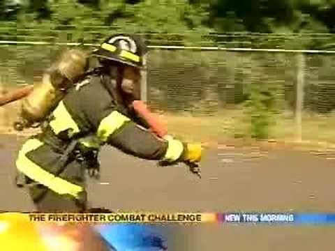 The Firefighter Combat Challenge 8102007