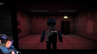 Roblox: The Mirror - scary - I got scared