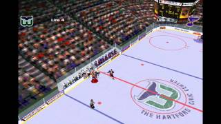 NHL 97 PC Gameplay