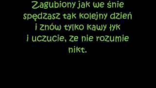 Sasha Strunin-To nic kiedy płyną łzy Tekst