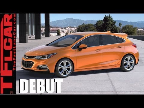 2017 Chevy Cruze Hatch Hatchback Cars Are Making A Comeback