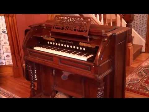 "Mason & Hamlin style 431 Reed Organ ""Sankey"""