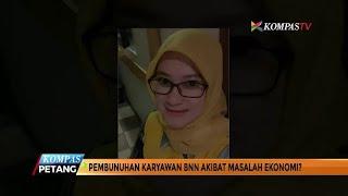Pegawai BNN Bogor Diduga Dibunuh Suaminya Sendiri