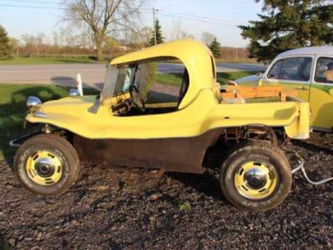 Custom Dune Buggy Pickup