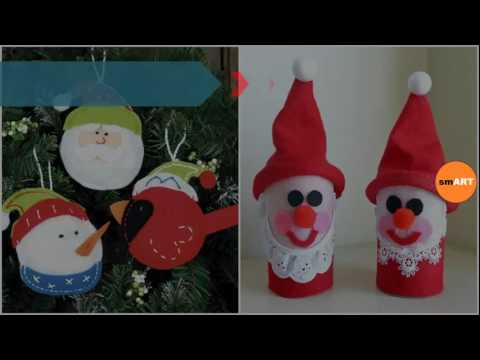 Metal Christmas Ornaments - Kids Christmas Ornaments