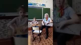 Аттестация в школе - музыка -1 (семейное обучение 1-й класс)