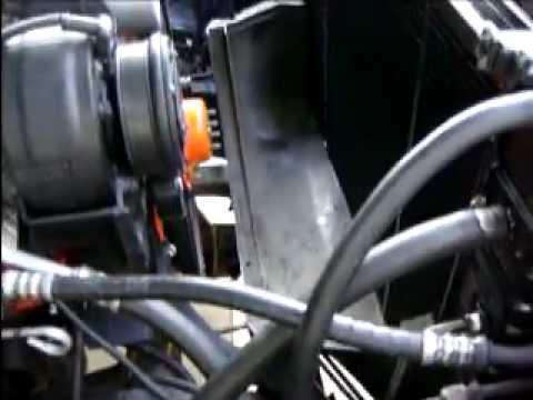 BLAZER RADIATOR REPLACEMENT - YouTube
