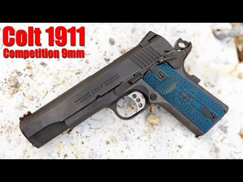 Colt 1911 Competition 9mm Review: Best Budget 1911?