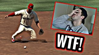 HOW COULD HE LET THIS HAPPEN!! MLB THE SHOW 17 BATTLE ROYALE