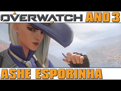 Overwatch - Ashe Esporinha thumbnail