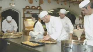 Tour to the Great Kitchen at Windsor Castle