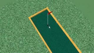 Jogando Carpet Golf 3D