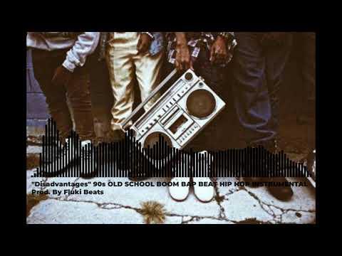 """disadvantages""-90s-old-school-boom-bap-beat-hip-hop-instrumental-prod.-by-floki-beats"