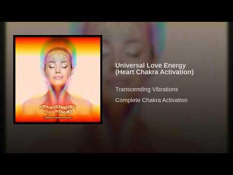 Universal Love Energy (Heart Chakra Activation)