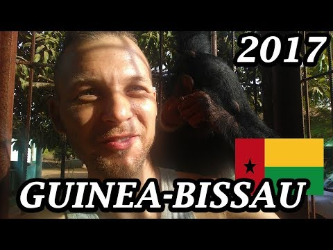 My Expat Diary - Guinea-Bissau in 4K UHD (05/07/2017)