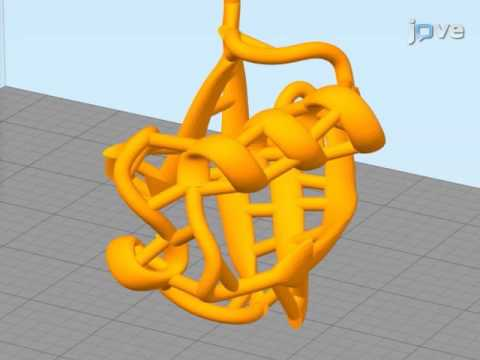 3D Printing of Biomolecular Models for Research and Pedagogy