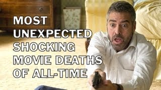 The Most Unexpected Shocking Movie Deaths of All-Time - JoBlo.com (HD)