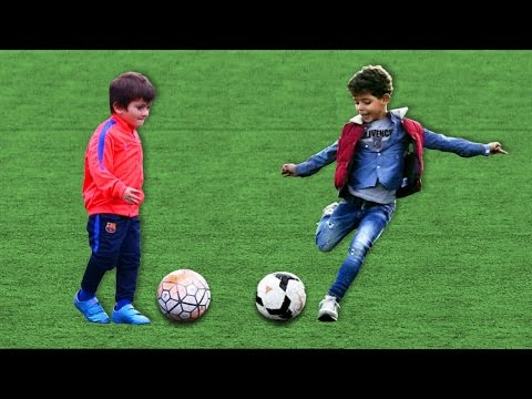 10 Footballer's Kids: Can You Match Them up? | Ft. Ronaldo, Messi, Neymar