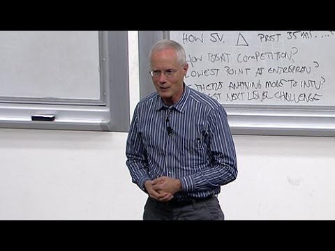 Scott  Cook: Accounting For Intuit's Success [Entire Talk]