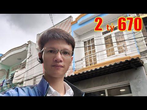 Livestream Bán Nhà Đẹp 1 Lầu Hẻm 4m Đường Số 14A Quận Bình Tân Dưới 3 Tỷ