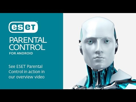 ESET Parental Control for Android - A safe