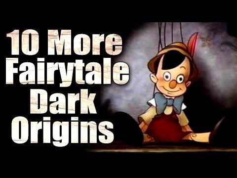 10 More Fairy Tale Dark Origins