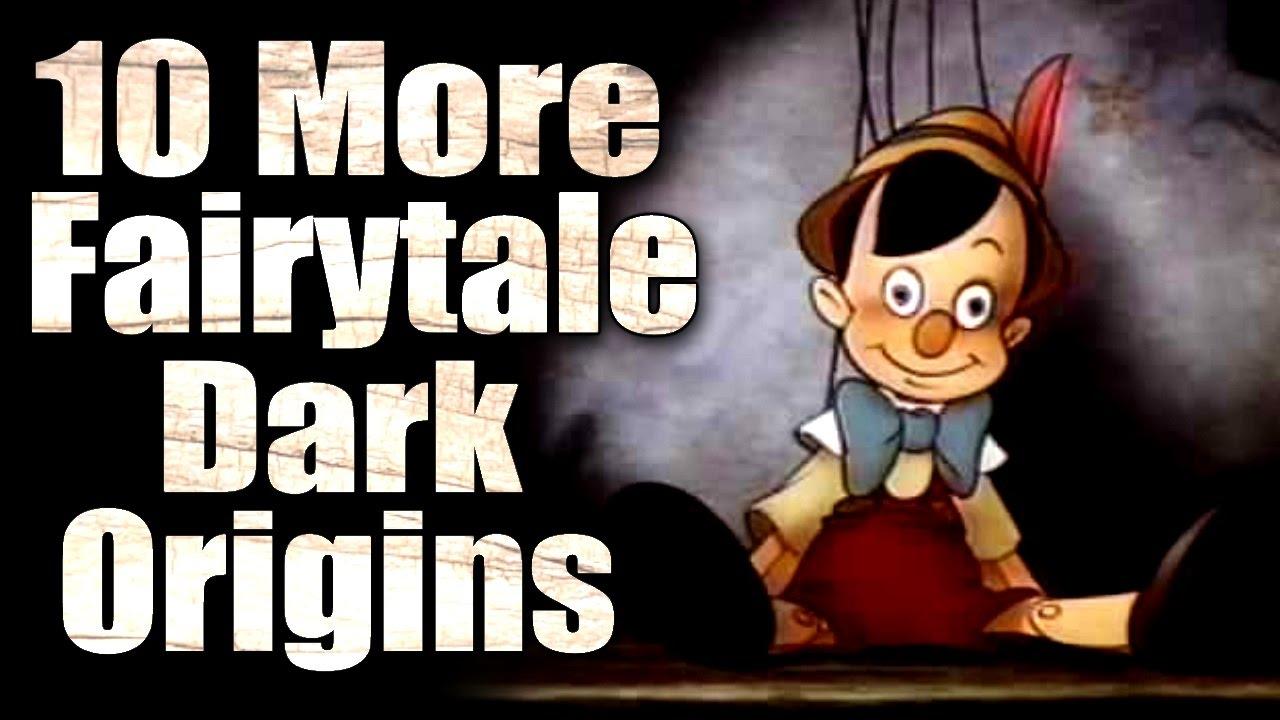 10 More Fairy Tale Dark Origins - YouTube