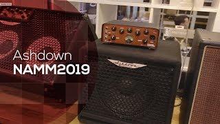 Ashdown 2019 - nowości w pigułce! (NAMM19)