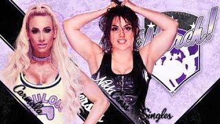 The March!: Issue #5 Nikki Cross vs Carmella