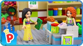 ♥ LEGO Mulan Busts SHOPLIFTER in the Grocery Store