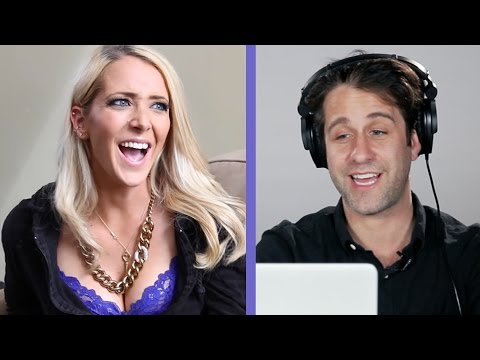 Thumbnail: People Watch Jenna Marbles For The First Time