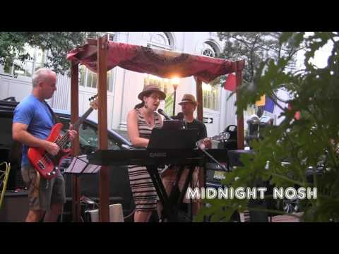 Midnight Nosh @ MAKE MUSIC DAY Montclair, NJ 2016