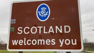 Frontera anglo-escocesa: los habitantes temen por su futuro tras el Brexit