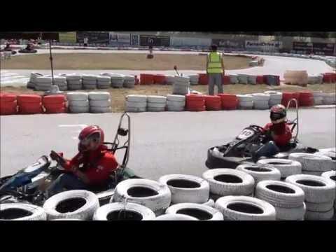 13 F1 Fans Kart Challenge Athens 2016   Race 6   Group 1