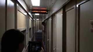 2-х этажный поезд (Санкт-Петербург - Москва )(Из Питера в Москву на 2-х этажном поезде. Поезда купили для Олимпиады в Сочи это одни из первых поездок по..., 2015-02-05T12:29:58.000Z)