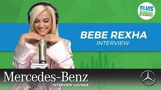 Bebe Rexha on New Album 'Expectations', and Staying Real | Elvis Duran Show