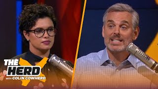 Colin Cowherd decides if he is IN or OUT on these potential playoff teams | NFL | THE HERD