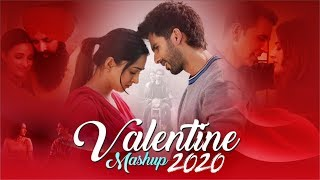 Valentine Mashup 2020 New | Rahul Visuals | Valentine Mashup 2020 Remix