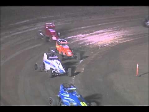 Ventura Raceway 3-8-14 :: VRA Sr. Sprint Cars