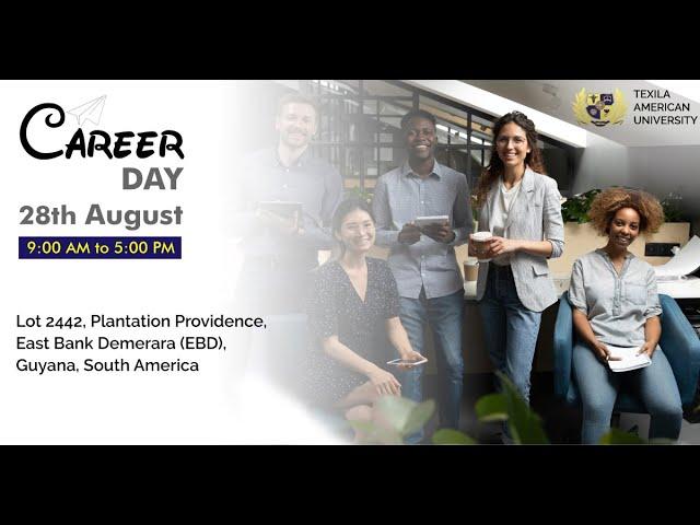 Explore Your Future | Career Day Invite