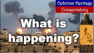 ANO ANG NANGYAYARI? ISRAEL-PALESTINE CONFLICT 2021 (Biblical & Historical Insights)
