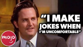 Top 10 Most Hilaŗious Chandler Bing Quotes