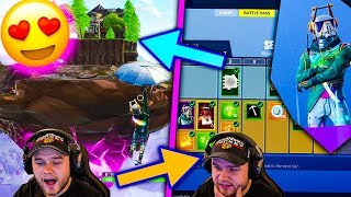 FORTNITE SEASON 6!! SHOWS NEW MAP, BATTLE PASS AND MAX LEVEL!!